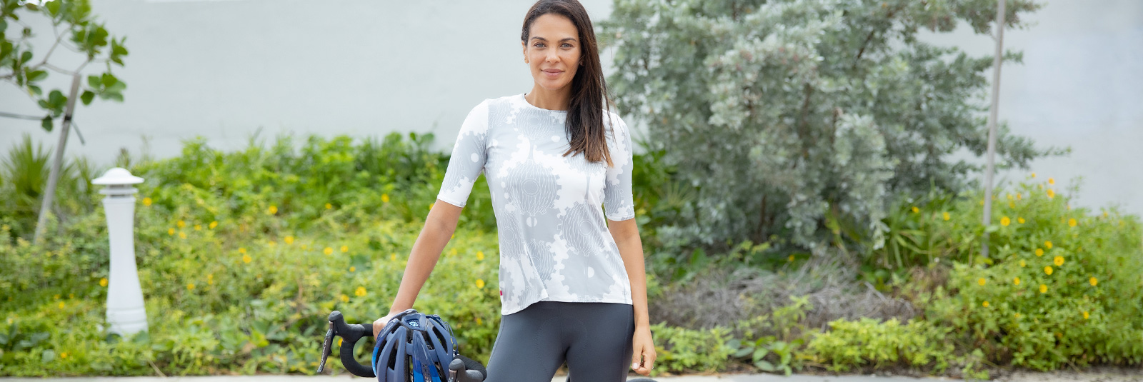 Women's Short Sleeve Cycling Tops